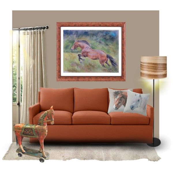 For the love of horses. Equestrian Art nad home decorations for horse lovers.