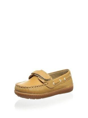 56% OFF Gioseppo Kid's Zerelda Boat Shoe (Camel)