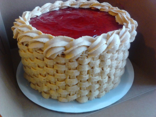 Peanut butter and Jelly cake! | Cake, Cookies Etc. for the Big Day ...