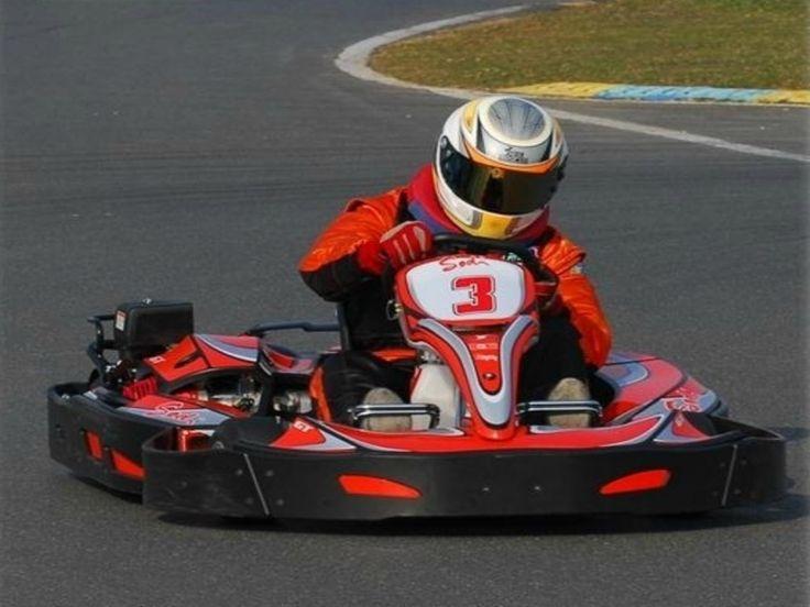 Devenir pilote de kart... plutôt sympa entre copains ou pour nos ados