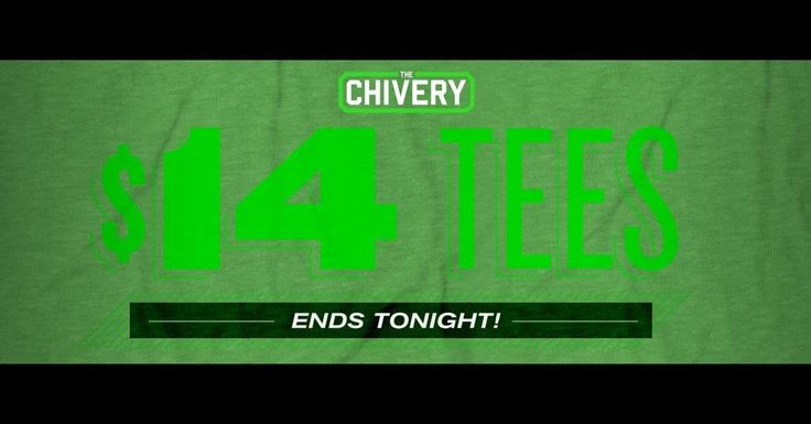 Last chance for $14 tees at The Chivery http://ift.tt/2tc73vY  #funnypic.twitter.com/ln6hsgCAYO http://ibeebz.com