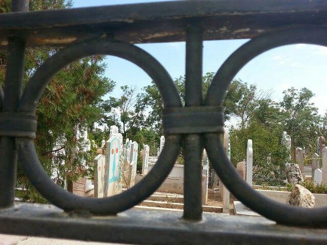 Üçler mezarlığı, Konya, Türkiye