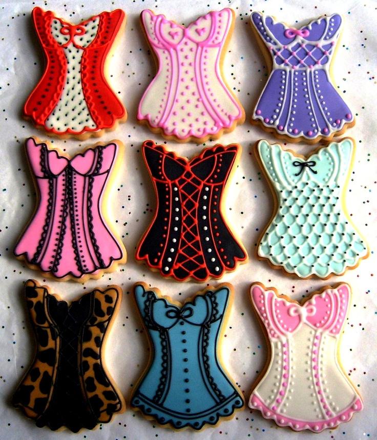 Bachelorette party cookies.