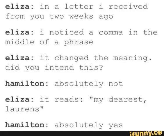 11 Hilarious Tumblr Posts About Hamilton