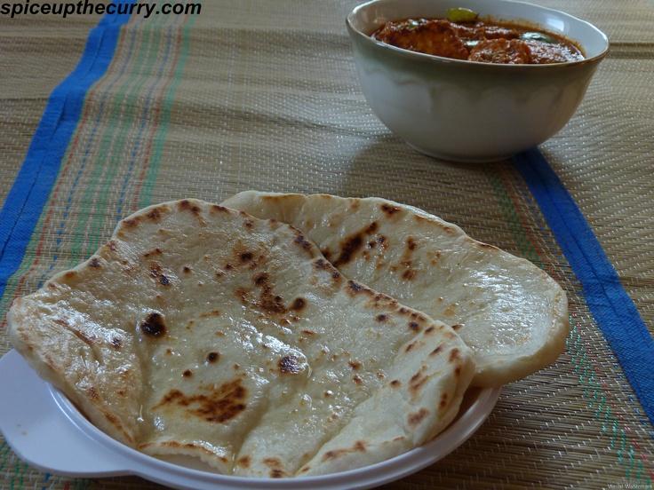 Indian Food Naan Recipe