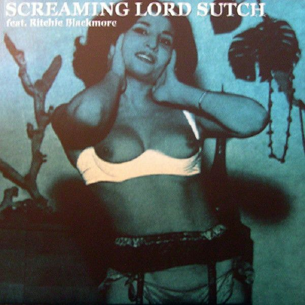 Screaming Lord Sutch Feat. Ritchie Blackmore – Screaming Lord Sutch Feat. Ritchie Blackmore (1998)