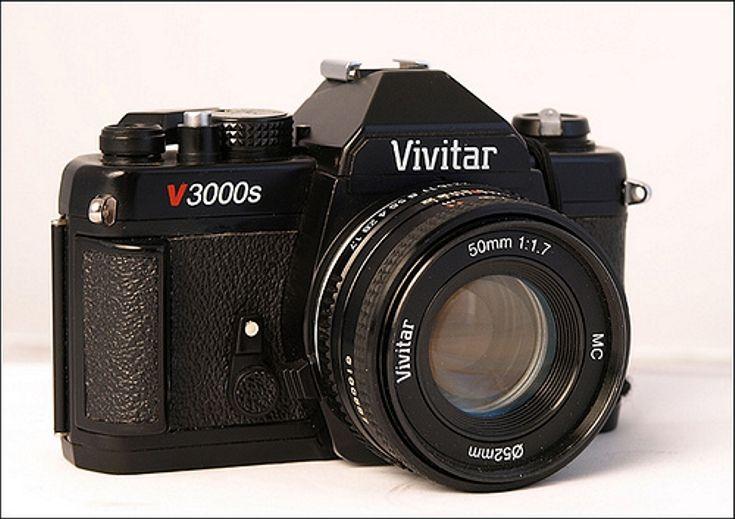 Vivitar V 3000S