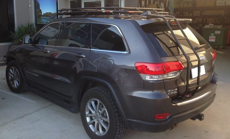 GOBI Jeep Grand Cherokee 2014 Stealth Roof Rack