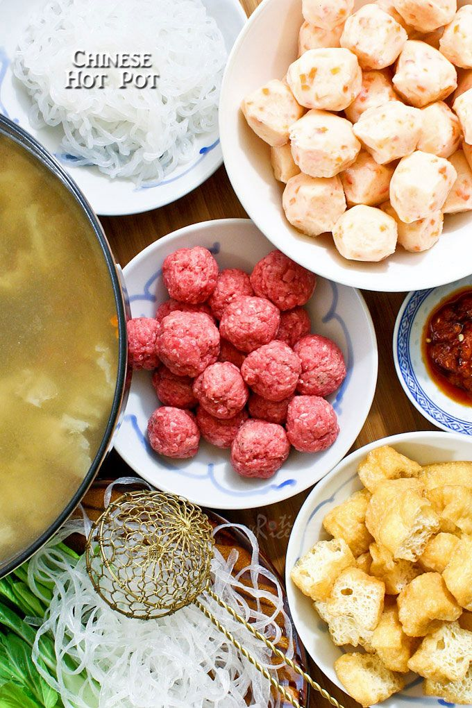 The Chinese Hot Pot meal is perfect for social gatherings. Choice of…