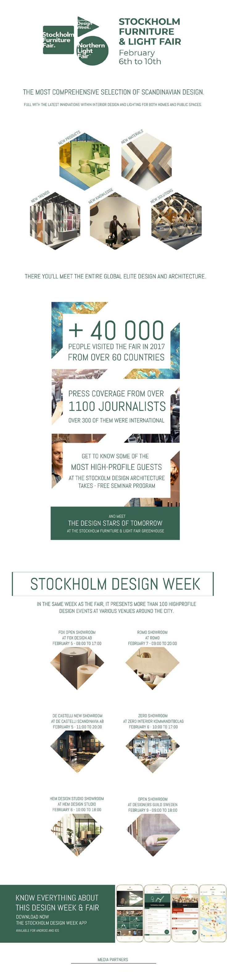 Learn More About The Stockholm Design Week 2018 http://mydesignagenda.com/learn-more-about-the-stockholm-design-week-2018/