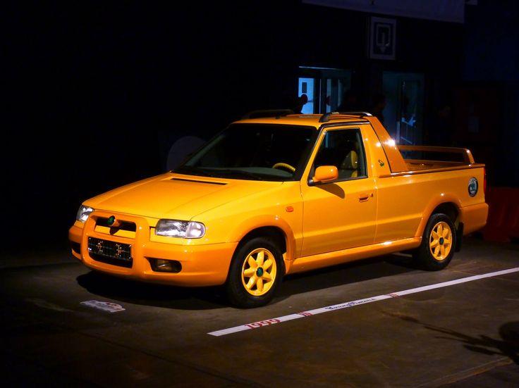 Skoda Felicia Pick-up Fun 1999