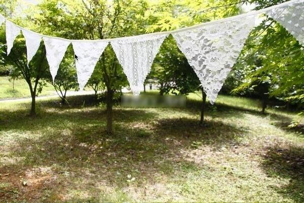 Lace Banner - 2.5m