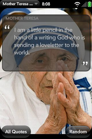 """Mother Teresa Quotes 