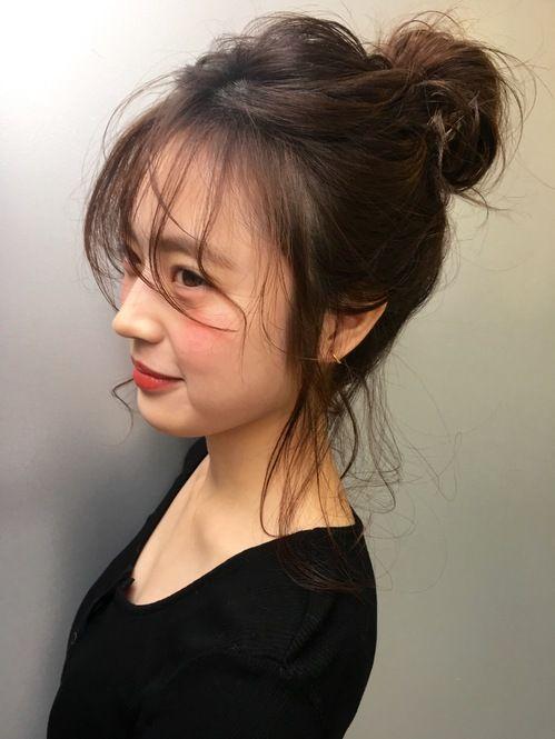 伸ばしかけ前髪がおしゃれに♡かきあげバング・うざバング特集 - Locari(ロカリ)