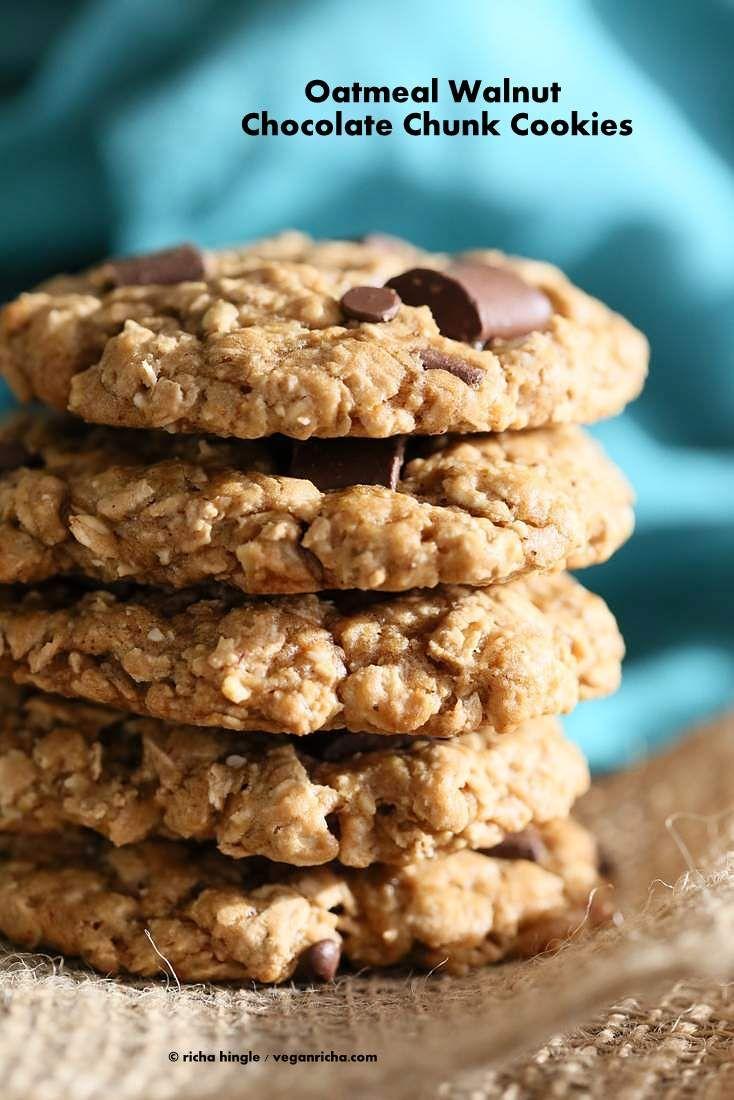 1000+ ideas about Vegan Oatmeal Cookies on Pinterest | Vegan Oatmeal ...