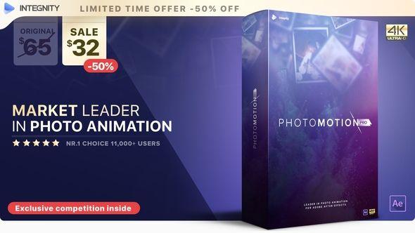 Photomotion 3d Photo Animation Toolkit 5 In 1 3d Photo Photo Animation
