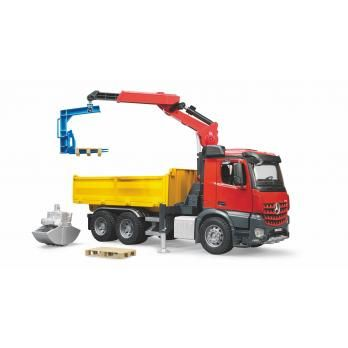 Bruder Toys - Overview: Construction
