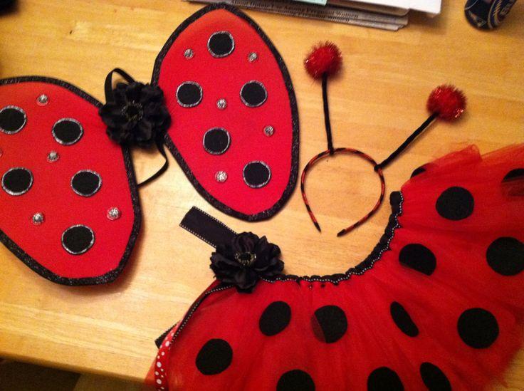 Ladybug costume diy and crafts and ladybugs on pinterest