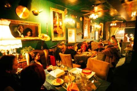 Cafe D'Mongo's Speakeasy