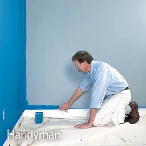 Painting:+How+to+Paint+a+Room+Fast