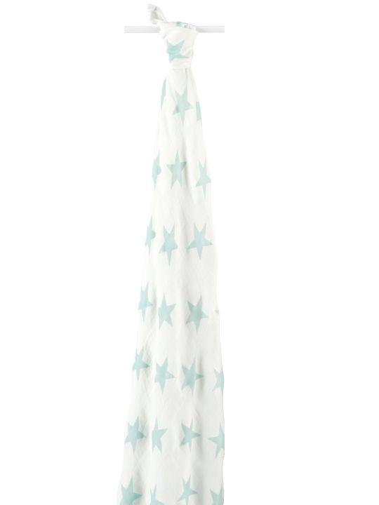 Muselina bambú Aden Anais Milky Way glacier blue Aden Anais Muselina bambú Milky way glacier blue  Su tejido 100% fibra de bambú, transpirable y antialérgico las convierte en el arrullo perfecto. Casi no pesan, y su alta resistencia es indispensable en cualquier lugar para tu bebe. Son transpirables para ayudar a reducir el riesgo de sobrecalentamiento, con un tamaño extra grande de 120cm x 120cm para que sea fácil arrullar al bebé, con cada lavado es más suave. Allí