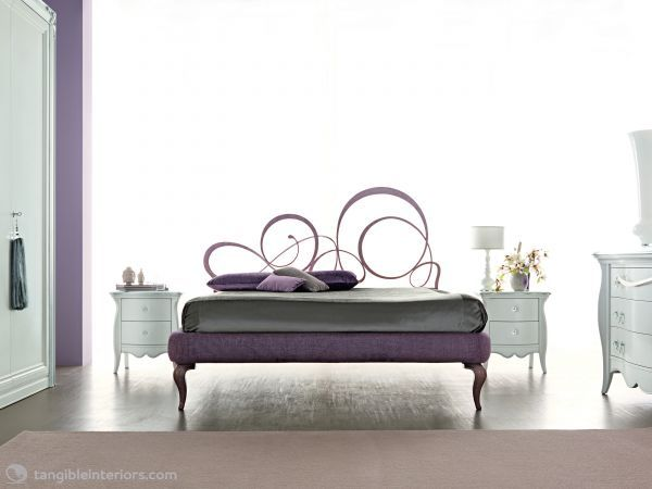 BIZET BED BY CORTEZARI - Tangible Interiors