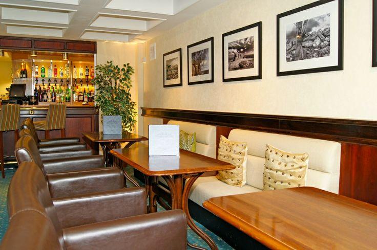Dining in the Dartmoor Bar