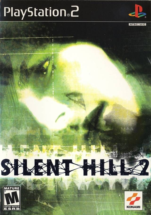Silent Hill 2 Sony Playstation 2 Game