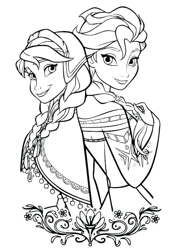 Frozen Coloring Sheets Printable Princess Pages Free Print Out For Elsa Coloring Pages Disney Princess Coloring Pages Mermaid Coloring Pages