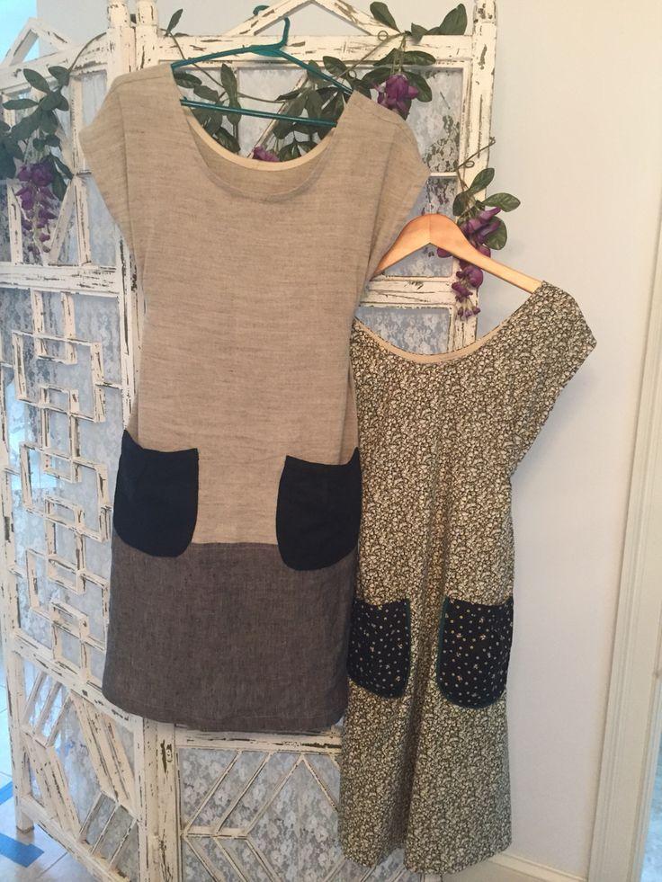My Dottie Angel frock dresses I made! #dottieangelfrock