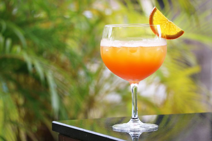 Passion Fruit Flavor of the Summer - available at Salas during the month of July & August