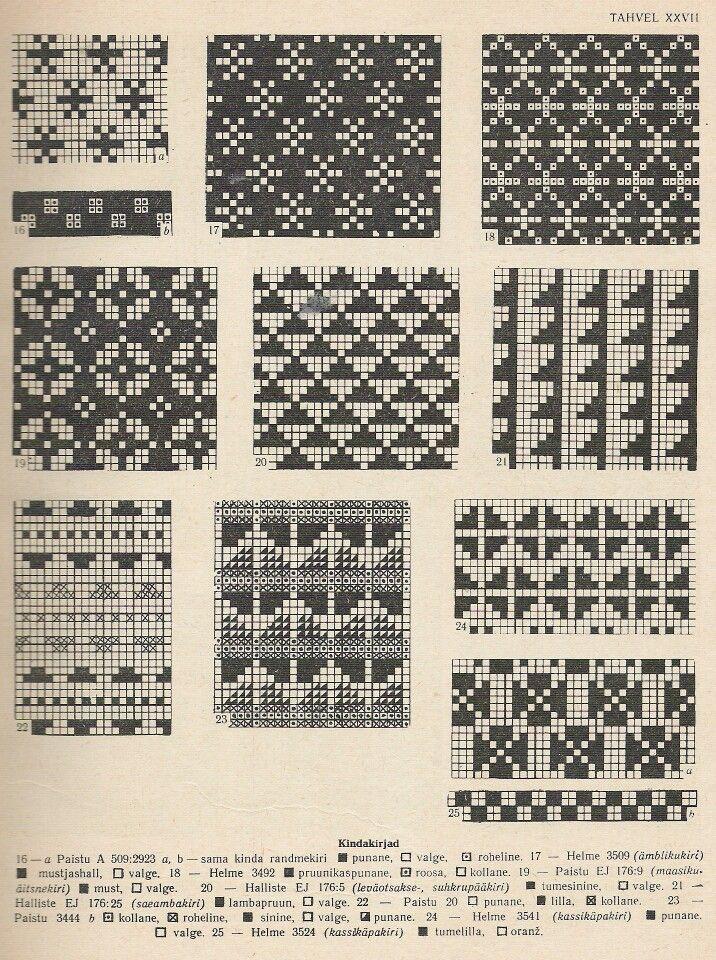 163 best Knit Stitch Patterns & Tips images on Pinterest ...
