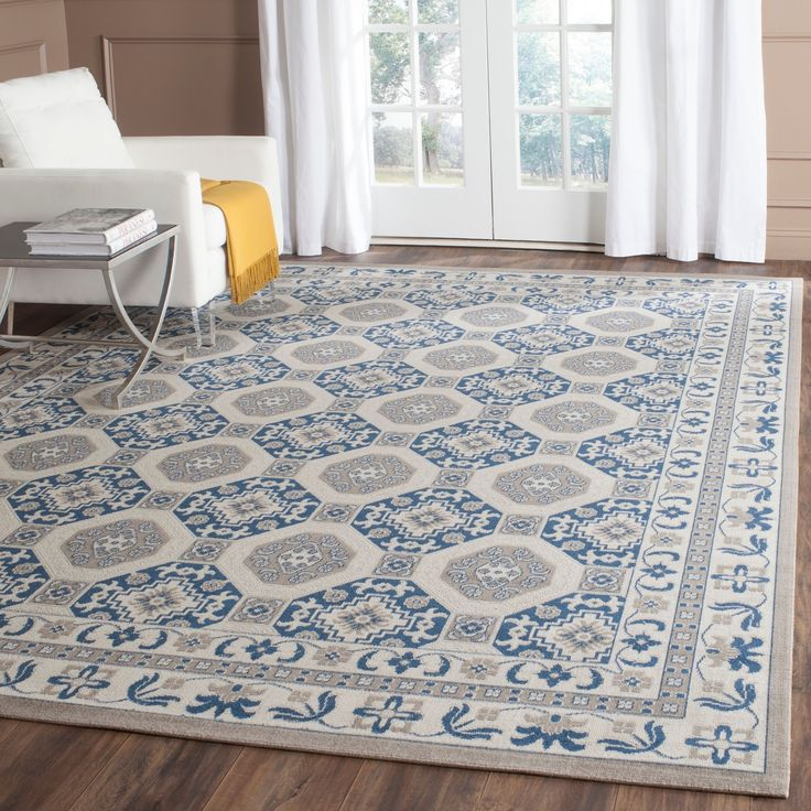 Safavieh's Patina collection is inspired by timeless traditional designs crafted with the softest cotton available.