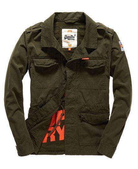 Superdry Rookie Military Jackett