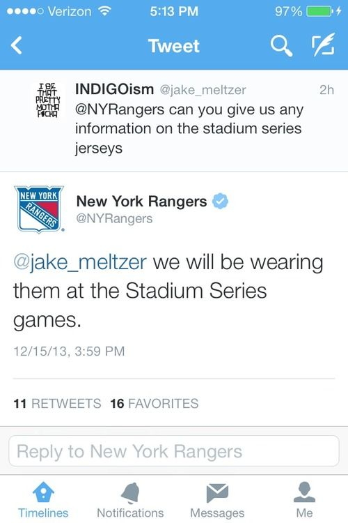 The Rangers are such trolls