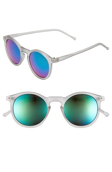 Shop now: 49mm Round Sunglasses