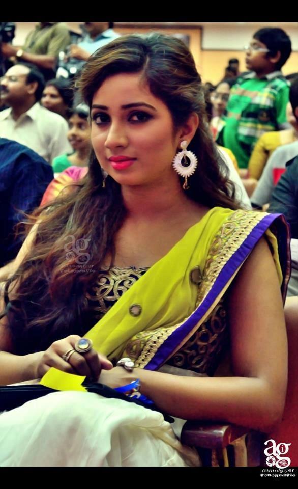 Indian singer shreya ghoshal mms 3
