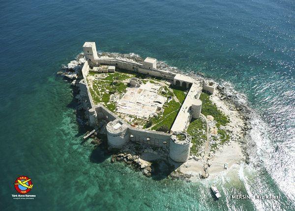 MERSİN, Maiden's Castle