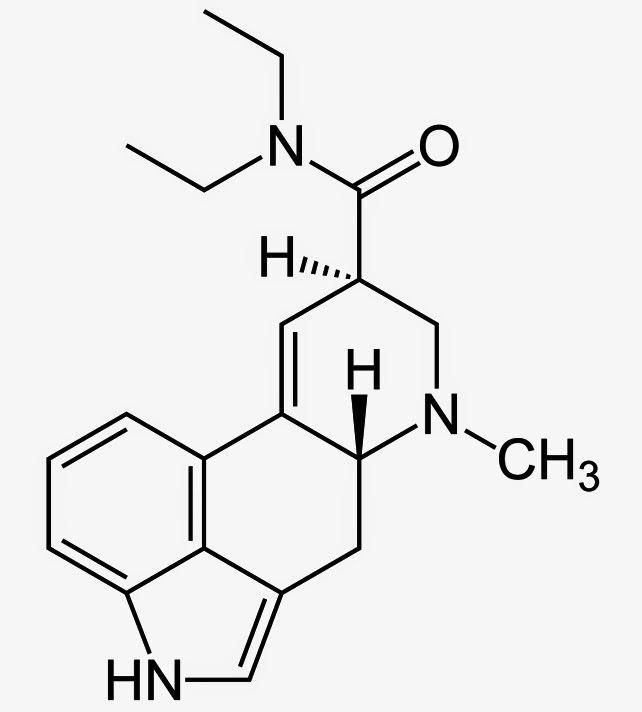 #lsd #molecule