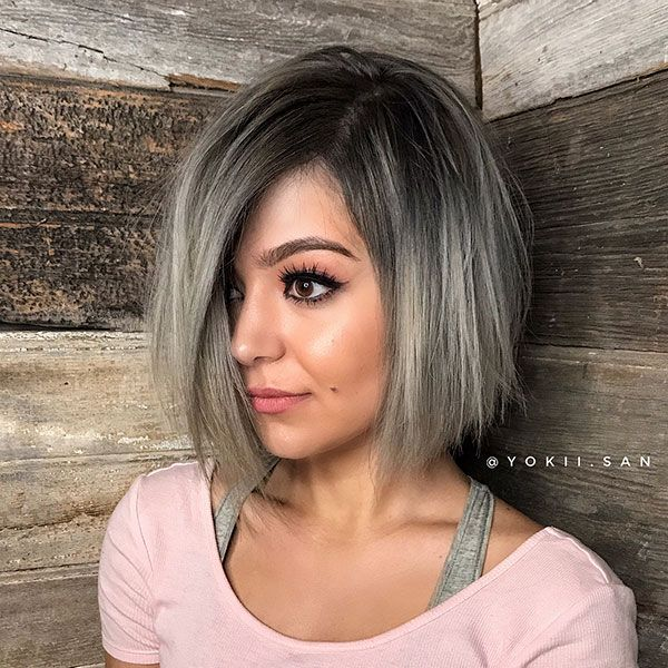 60 Short Straight Hairstyles This Year In 2020 Thick Hair Styles Short Straight Hair Haircut For Thick Hair