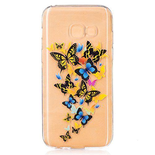 KSHOP Coque Glitter pour iPhone SE/iPhone 5/iPhone 5s Étui de protection pour téléphone portable [Housse TPU souple + Papier Glitter +…
