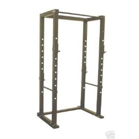 Power Rack Squad Rack Cage, (power rack, power cage, home gym, cage, powerline, chin up bar, health, squat rack, fitness, squat)