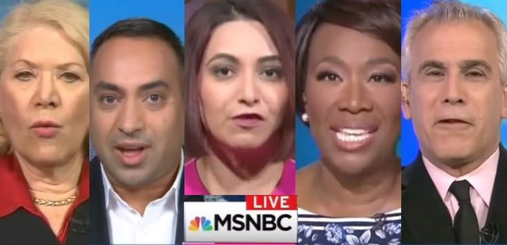 "The good folks over at Legal Insurrection counted up all the times the word ""Russia"" was mentioned in one hour on MSNBC and found that they say it once per minute on average!!! That&#82…"