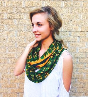 Baylor scarf