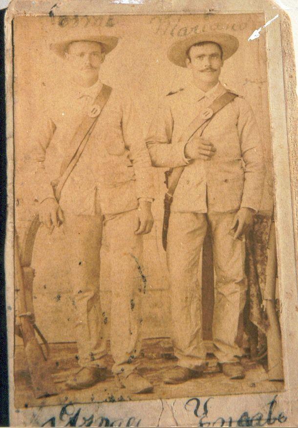 soldados guerra de Cuba