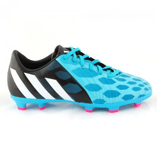 adidas Predator Absolado Instinct Firm Ground Junior Football Boots Solar Blue