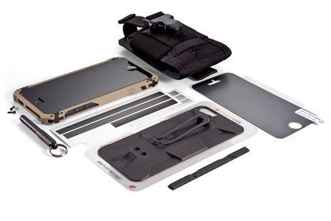 Sector 5 Black Ops Elite iPhone 5 Case