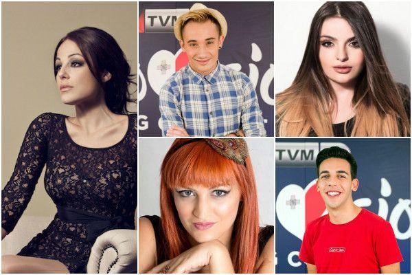 Eurovision 2016: Maltese Semi-Finalists Announced