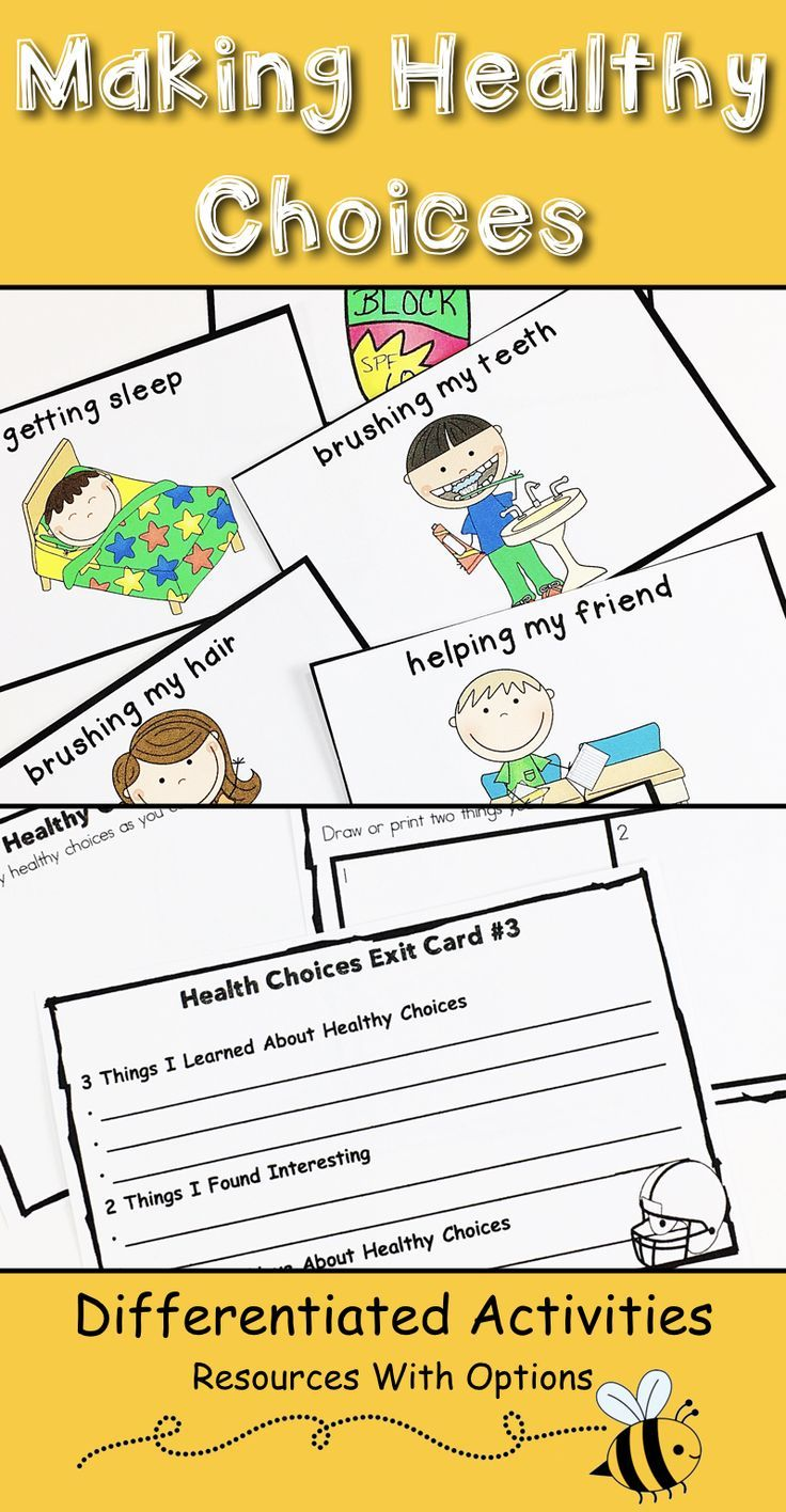 Teach your first and second grade students about health and making healthy choices with these fun, differentiated activities! This activity packet contains a number of options to help your students develop their understanding of creating healthy habits in their daily lives. Some of the activities are for whole class instruction while others are for individual practice. Great for centers and stations. It comes with Venn diagrams, vocabulary words, word sort, plus much more! (1st, 2nd graders)