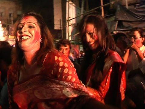 Transgender dance celebration (Kolkata)
